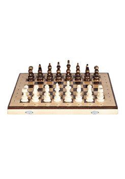 Joc Sah & Table, 32 cm, clasic