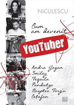 Cum am devenit YouTuber/Ina Taranu-Hofnar, Smiley, Andra Gogan, Tequila, Pandutzu, Noaptea Tarziu, Cotofan de la Niculescu