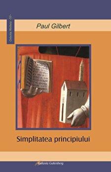 Simplitatea principiului/Paul Gilbert