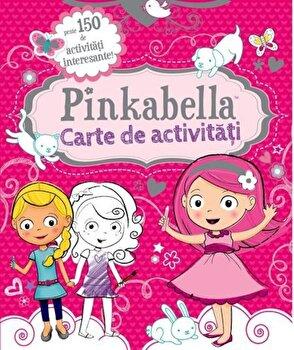 Pinkabella – carte de activitati/*** de la RAO