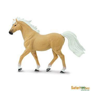 Safari, Figurina Armasar Palomino Mustang de la Safari