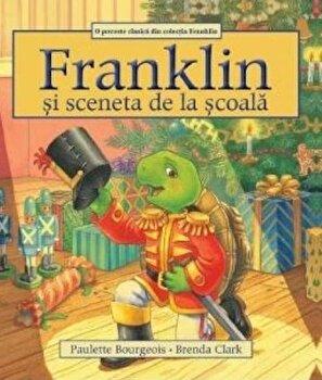 Franklin si sceneta de la scoala/Paulette Bourgeois de la Katartis