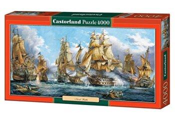 Puzzle Batalie pe mare, 4000 piese