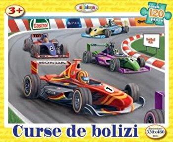 Puzzle - Curse De Bolizi (120 De Piese)/***
