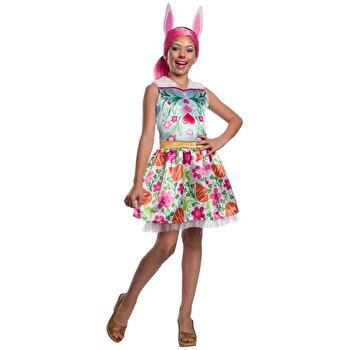 Costum carnaval EnchanTimals Bree Bunny, marime S de la Rubies