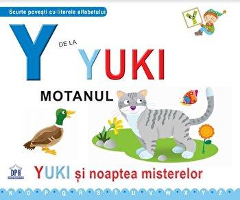Y de la Yuki, motanul/Greta Cencetti, Emanuela Carletti de la DPH