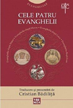 Evangheliar. Cele patru Evanghelii/***