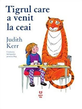 Tigrul care a venit la ceai/Judith Keer de la Pandora M
