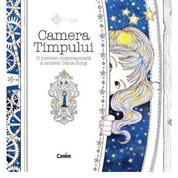 Camera Timpului. O poveste inspirationala a artistei Daria Song/Daria Song de la Corint
