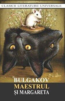 Maestrul si margareta/Mihail Bulgakov de la Cartex 2000