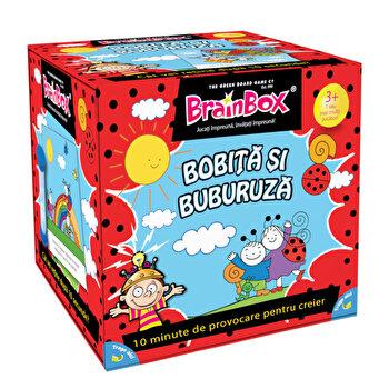 Joc Brainbox – Bobita si Buburuza de la Green Board Games