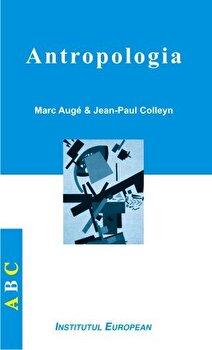 Antropologia/Marc Auge, Jean-Paul Colleyn