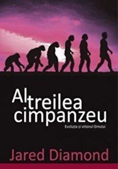 Al treilea cimpanzeu/Jared Diamond