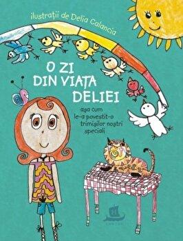 O zi din viata Deliei/Delia Calancia de la Humanitas