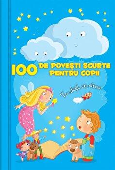 100 de povesti scurte pentru copii – 50 de jetoane fata-verso/Claire Bertholet de la DPH