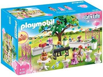 Playmobil City Life, Festivitate de nunta de la Playmobil