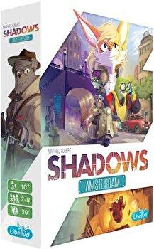 Joc Shadows Amsterdam de la Asmodee