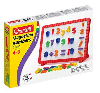 Joc creativ Magnetino Numbers Quercetti numere magnetice de la Quercetti