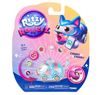 Ritzy Rollerz – Vehicul Ciresica de la Tomy