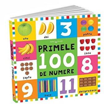 Bebe invata. Primele 100 de numere/*** de la Litera