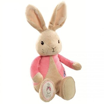 Jucarie plus Flopsy Rabbit, 26 cm de la Rainbow Design