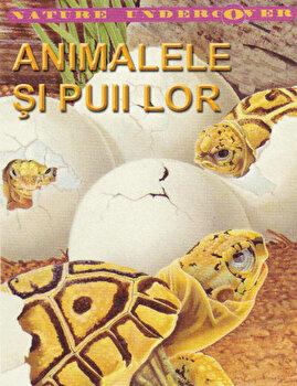Animalele si puii lor/Beatrice McLeod de la Vox