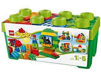 LEGO DUPLO, Set complet cutie distractiva All-in-One 10572 de la LEGO