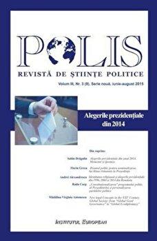 Revista POLIS/*** de la Institutul European