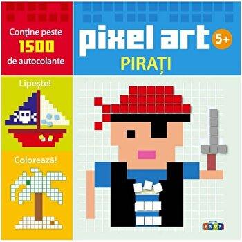 Pixel Art. Pirati/*** de la Prut