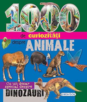 Imagine 1000 De Curiozitati Despre Animale, Cu Un Dosar