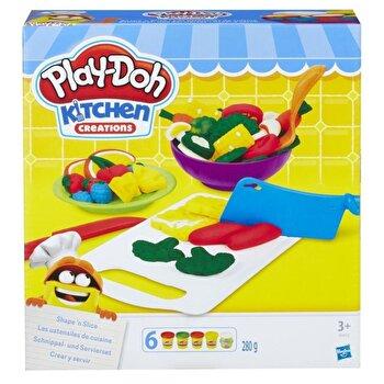 Play-Doh, Set Modeleaza si feliaza de la Play-Doh