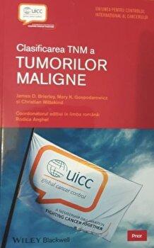 Clasificarea TNM a tumorilor maligne/James D. Brierley, Mary K. Gospodarowicz, Christian Wittekind de la Prior & Books