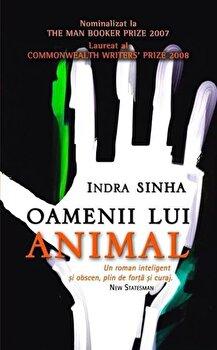 Oamenii lui Animal/Indra Sinha de la RAO