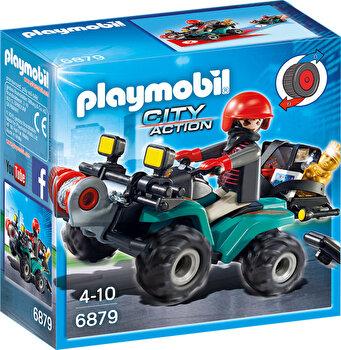 Playmobil City Action, Vehiculul hotului de la Playmobil