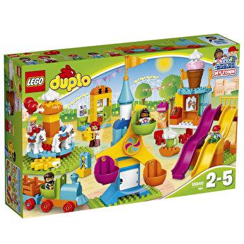 LEGO DUPLO, Parc mare de distractii 10840 de la LEGO