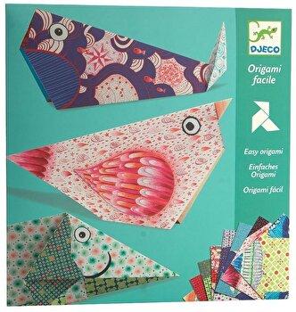 Kit origami – Animale mari de la Djeco