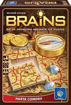 Joc Brains - Harta comorii