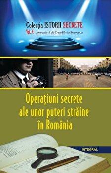 Operatiuni secrete/Dan Silviu Boerescu
