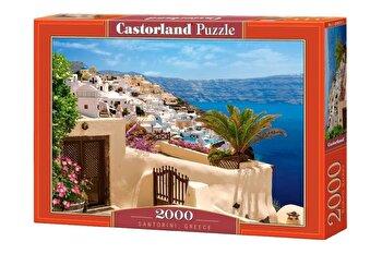 Puzzle Santorini, Grecia, 2000 piese