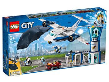 LEGO City, Baza politiei aeriene 60210 de la LEGO