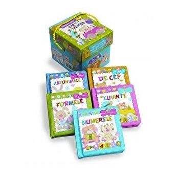 Primele mele carti educative (cutie cu 5 carti)/*** de la ARC