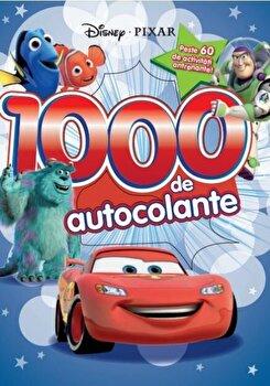 1000 De Autocolante. Peste 60 De Activitati Antrenante! Disney. Pixar/Disney de la Litera