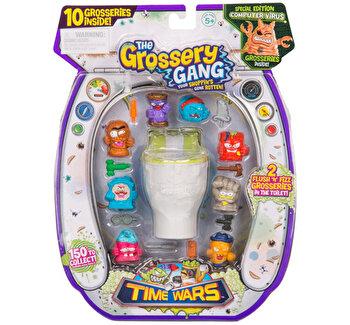 Grossery Gang – Set 10 figurine de la Grossery Gang
