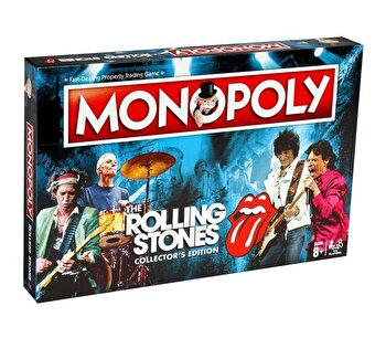 Joc Monopoly – The Rolling Stones de la Winning Moves