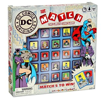 Joc Top Trumps Match – DC Comics de la Winning Moves
