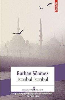 Istanbul Istanbul/Burhan Sonmez de la Polirom