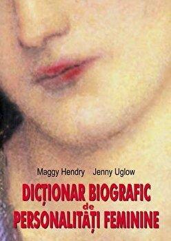 Dictionarul biografic de personalitati feminine/Maggy Hendry, Jenny Uglow de la Semne