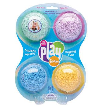 Set Spuma de modelat, 4 culori