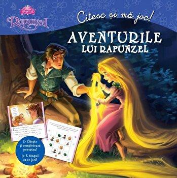 Citesc si ma joc. Aventurile lui Rapunzel/*** de la Disney