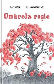 Umbrela rosie/Ling Bai de la Univers
